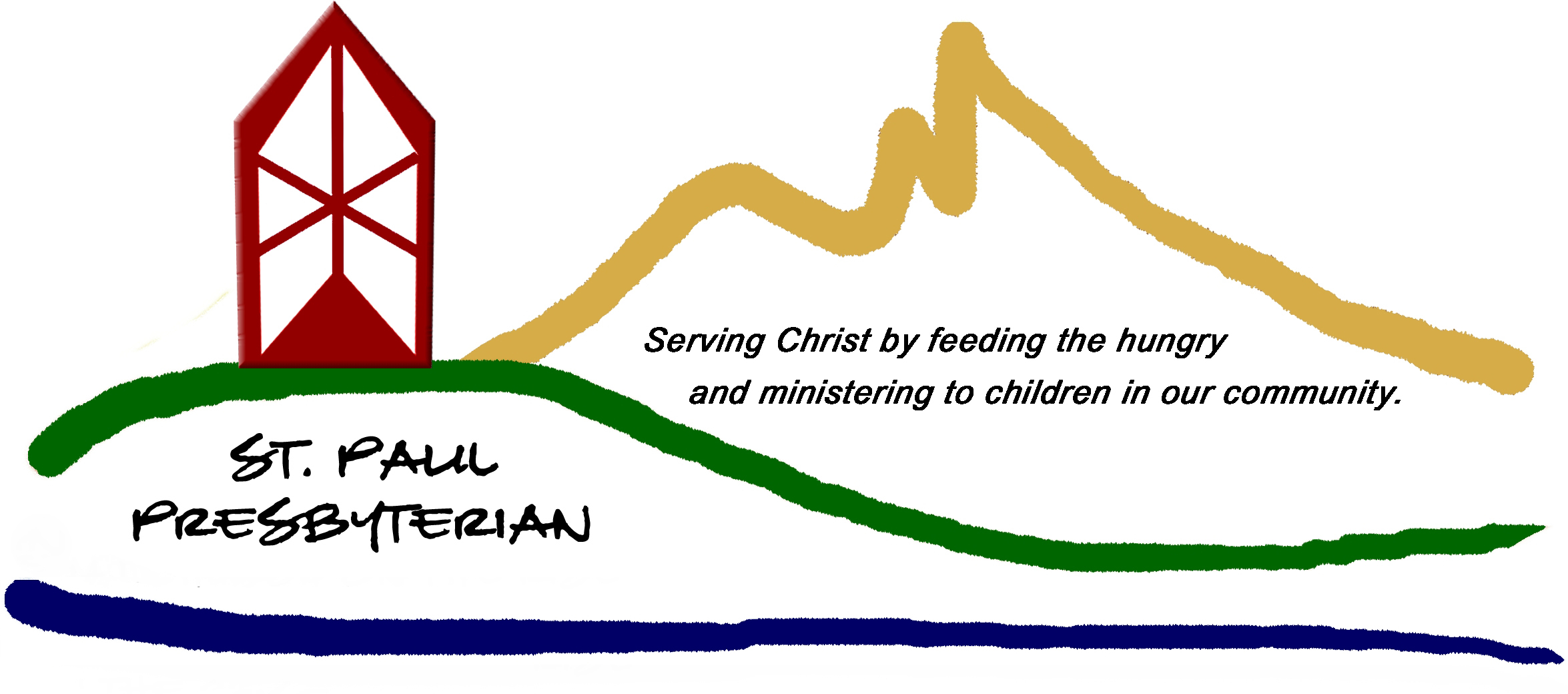 Feeding Christ by feeding the hungry and ministering to children in our community.